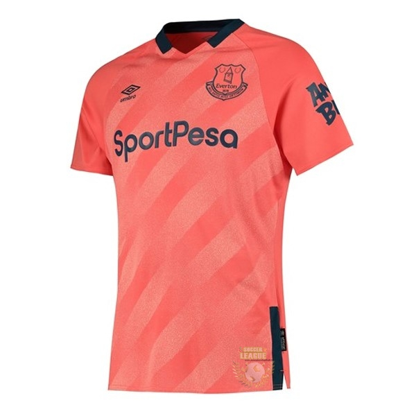 Site Foot Pas Cher Exterieur Maillot Everton 2019 2020 Orange