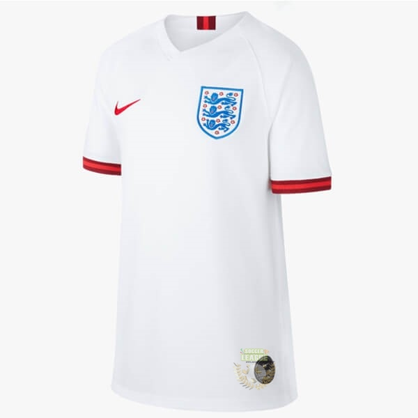 Site Foot Pas Cher Domicile Maillot Femme Angleterre 2019 Blanc