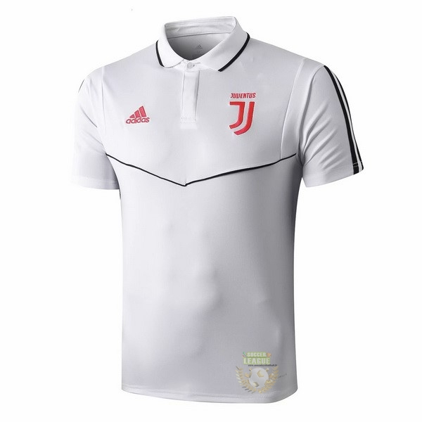 Site Foot Pas Cher Polo Juventus 2019 2020 Rose Blanc