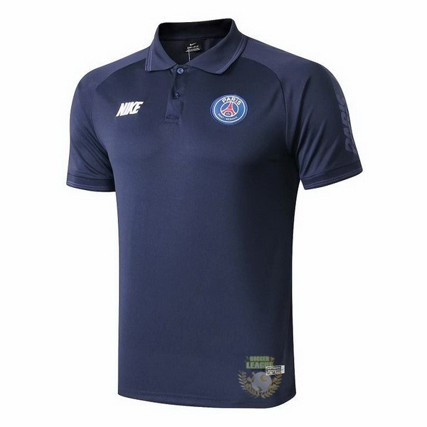 Site Foot Pas Cher Polo Paris Saint Germain 2019 2020 Bleu