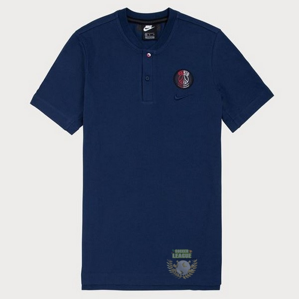Site Foot Pas Cher Polo Paris Saint Germain 2019 2020 Bleu Marine