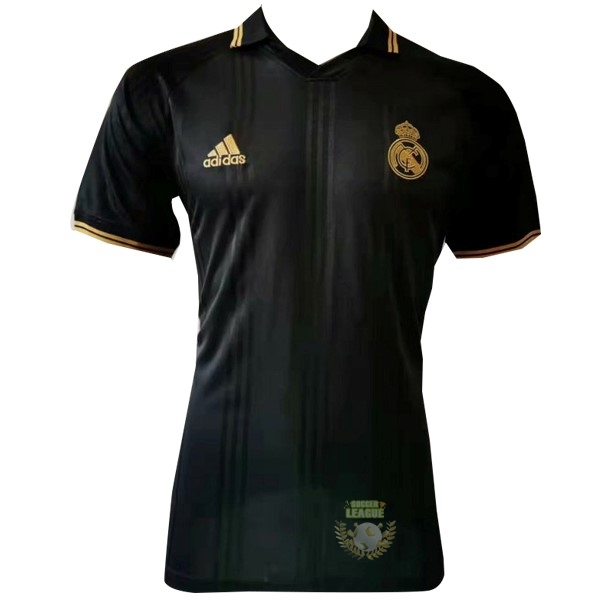 Site Foot Pas Cher Polo Real Madrid 2019 2020 Noir