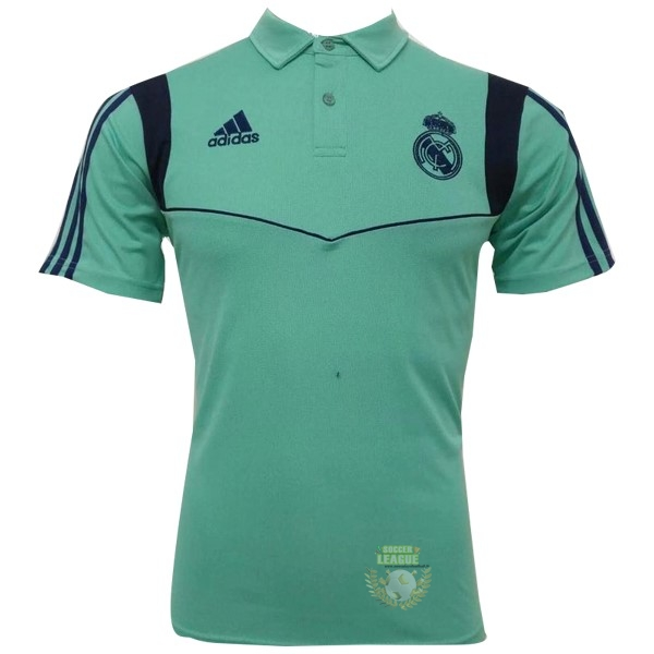 Site Foot Pas Cher Polo Real Madrid 2019 2020 Vert