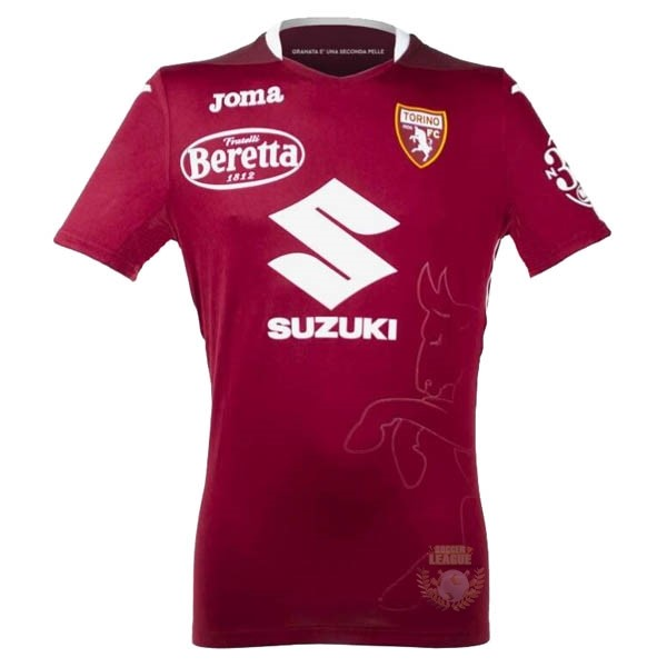Site Foot Pas Cher Domicile Maillot Torino 2020 2021 Rouge