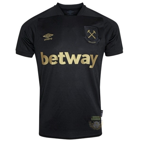 Site Foot Pas Cher Third Maillot West Ham United 2020 2021 Noir